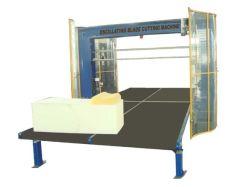 Schwamm CNC Oszillieren Doppel - Blatt-Scherblock (CNC-OBHV)