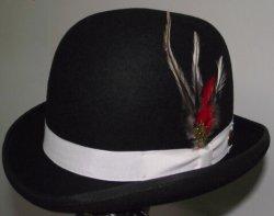 Chapeau de feutre de laine