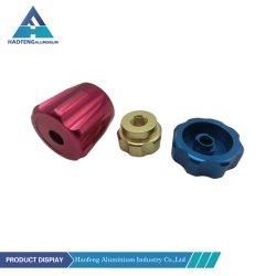 منتجات CNC منتجات الألومنيوم مكونات معدنية مسحوق أكسيد قطع غيار طلاء