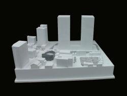 Schaal die ModelModel Maker_Block bouwt (jw-165)