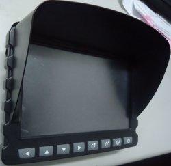 """LE7 """" LCD 접촉 스크린 GPS 이동할 수 있는 자료 맨끝 (GPS700GPRS) D 옥외 훈장 벚나무 빛"""