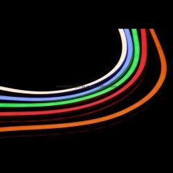 RGBの屈曲の印の照明装飾LEDのネオンライト
