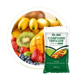 Ajuda de DR de NPK 18 18 18 Fórmula Química Tipo de enxofre Aminoácido Adubo composto de banana frutos de melancia