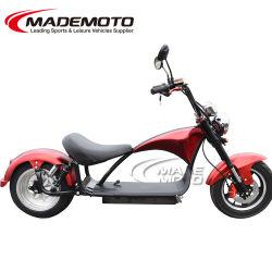 Fábrica de China mejor comprar CEE Coc Legal CE 1500W 2000W de equilibrio de 3000W de surf para niños motos chopper Moto movilidad eléctrica bicicleta moto Scooter Citycoco