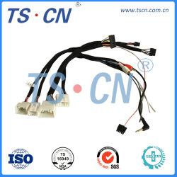 موصل ذكر أنثى كهربائي تلقائي لموصل سيارة كهربائية ضفيرة أسلاك موصل ISO DSP