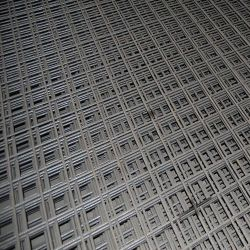 Wire saldato Mesh in Construction