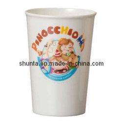 vaatwerk-Jonge geitje 100%Melamine de Kop van Pinocchio (pH628)
