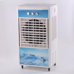 Refrigerador de Ar de água Mini silencioso de água portátil do Ventilador do Ar Condicionado