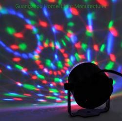 바 당 DJ 빛을%s 최신 판매 자동적인 LED RGB 가벼운 수정같은 마술 공