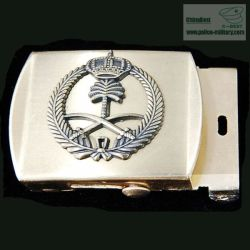 Fivela para cinto de tecido militares do exército de couro fivela metálica de moda (CB40502)
