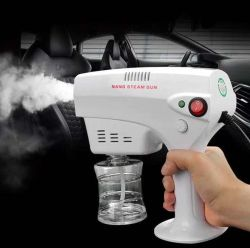 Ulv Fogger Pulverizador Frio Bateria Recarregável de mão de segurança Máquina de nevoeiro de névoa de mão de Mosquito