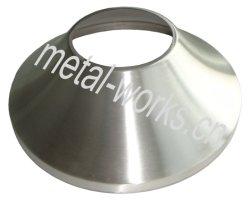 Couvercle en acier inoxydable 316, conique couvercle, couvercle de Base