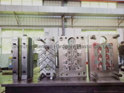 La lega di alluminio la muffa della pressofusione in lega di zinco lo stampaggio ad iniezione di plastica della muffa della pressofusione che timbra la lingottiera della muffa della lamiera sottile della muffa