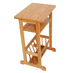 Бамбук тумбочке, время от времени в таблице