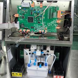 Cij baratos Número de lote automático de la impresora de inyección de tinta pequeña impresora de inyección de tinta continua Coder de cartón de cable de la botella de plástico