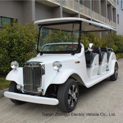certificado CE 8 Pasajeros City Tour Electric coche clásico
