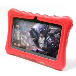 """Cheap 7 pouces 7 """" Les enfants Les enfants de l'éducation Android Tablet PC Tablet PC avec protecteur de batterie/Silicone"""