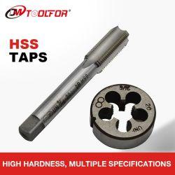 DIN371 Spiral은 HSS Thread Taps, HSS Taps and Dies를 가리켰습니다