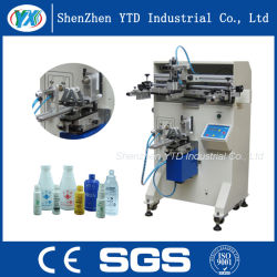 병을%s 휴대용 압축 공기를 넣은 로고 인쇄 기계 레이블 인쇄 기계