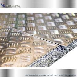 5052 5 bar de la plaque de la voie de la plaque en aluminium aluminium plat