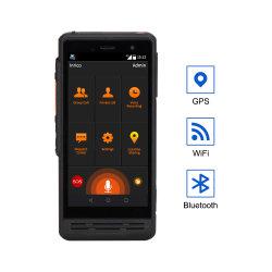 Inrico лучшие товары высокого качества Professional 5 дюймовый сенсорный экран дисплея S300 Poc смартфон аудиосистемы