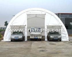 3 garage, abri voiture 3 portes, un parking (TSU-3040)