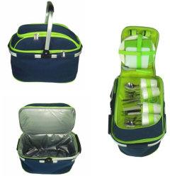Для пикника сумка для пикника сумка для пикника корзины подушки безопасности охладителя