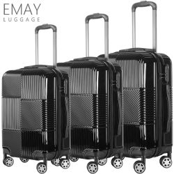 2020 Fashion дизайн горячая продажа малый вес тележки роскошный Дорожный чемодан складные двери багажного отделения
