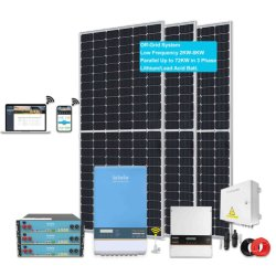 TBB 그린 에너지 오프 그리드 솔라 전력 에너지 시스템 3kw 가족용 솔라 배터리 시스템