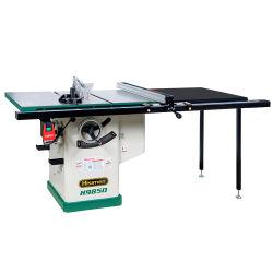 速い配達産業木工業の鋳鉄の小さい木製の切断表はホーム使用DIYについては見た