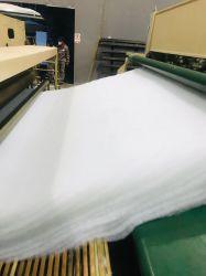 Строительных материалов Geotextile для туннелей и аэропортах изготовлен из полипропилена или полиэстер Волокно штапельное.