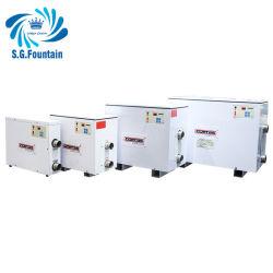 5.5kw 220V 디지털 온수기 수영풀 히이터 Sgh-5.5