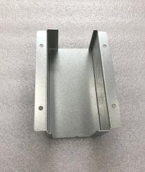 Aangepaste CNC Machinery onderdelen stalen Shelf Bracket Elektrische apparatuur Aluminium doos/behuizingen, metalen opvouwbare behuizing