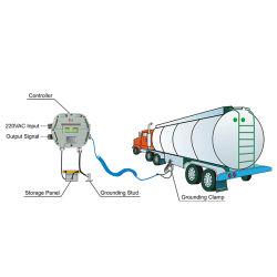 탱크 트럭용 정적 접지 모니터 시스템