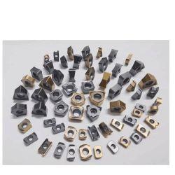 100000 pezzi in magazzino Inserisci Produttore Grande promozione Apmt Rdmt Rpmt TNMG WNMG Spmt Wcmx CNC utensile fresatura fresatura scanalatura tornitura U inserto in carburo per taglio con trapano