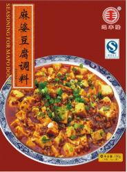 Condimento de Mapo Doufu