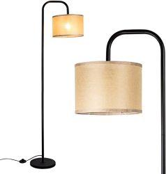 Chambre à coucher salle de séjour permanent moderne pratique commutateur au pied de la pédale simple lampe au plancher de base