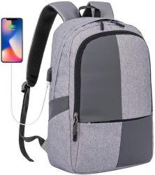 Custom 15,6 дюйма Мужчины Женщины Школы бизнеса подушки безопасности для защиты от краж в рюкзак поездки компьютер сумка для ноутбука
