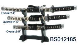 4 de slang-Huid van het stuk de MiniReeks van Katana (BS012185)
