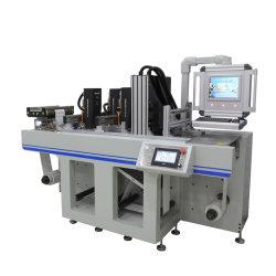 Stampante di getto di inchiostro UV industriale di dati variabili ad alta velocità a collegamento a richiesta flessibili