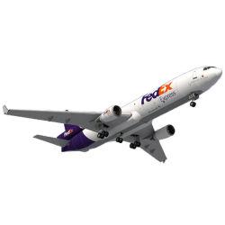 De tiptope Dienst van de Logistiek van de Vrachtvervoerder van de Luchtvracht van de Cargadoor Aan Europa