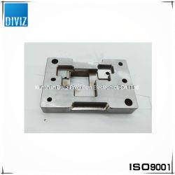 Legierter Stahl CNC-maschinell bearbeitenteile für Automatisierungs-Maschinerie