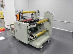 PVC de alta velocidad, PE, OPP, la película de PET de corte máquina rebobinadora cortadora longitudinal de papel