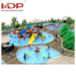 2018 Hot Selling Large Kids Outdoor Playground プラスチックスライド