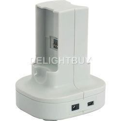 جهاز استقبال ألعاب لاسلكي للكمبيوتر ومجموعة شحن سريع مزدوجة لـ وحدة التحكم اللاسلكية (DB-X30206واط)