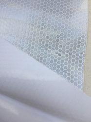 Горячие продажи белого цвета отражают Honeycomb виниловые наклейки материалов