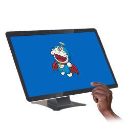 21.5 pulgadas de pantalla táctil todo en un PC Monitor Impermeable IP65 de 23,8 pulgadas en un equipo