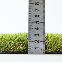 Het meest Landscaping Outdoor Lawn Carpet Artificial Turf voor Backyard Garden Synthetisch gras