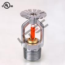 Brandblusapparatuur van een UL-gecertificeerde brandsproeier