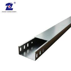 Оцинкованный перфорированной стальной трос лоток для формирования валков холодного производственного оборудования